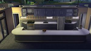 Island Kitchen Counter The Sims 4 Building Counters Cabinets And Islands