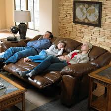living room catnapper transformer way reclining sofa with drop