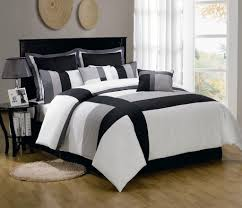 White Bedding Decorating Ideas Bed U0026 Bedding Grey White Chevron Bedspread Sets For Bedroom