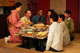 live there a traditional dinner in abc australian