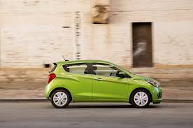 2016 chevrolet spark first test review motor trend