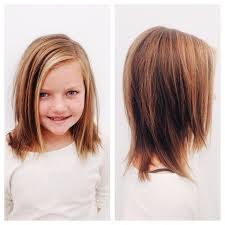 layered bob hairstyles for teenagers medium length hair cut for little girl kids and things