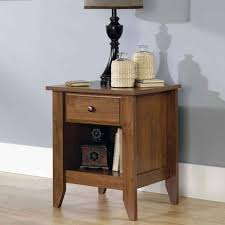 Kitchen Side Table by Rectangle White Wooden Three Part Cabinet Storage With Open