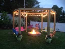 Firepit Swing Pit Swing Set Pit Ideas