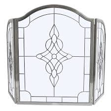 leaded glass fireplace screens home design health support us