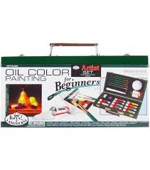 royal brush beginner oil painting set joann