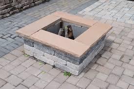 belgard fire pit fire pits nitterhouse masonry