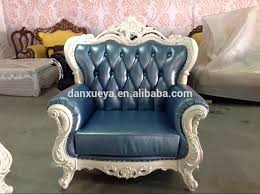French Provincial Sofa by French Provincial Leather Sofa Baroque Antique Reproduction Sofa