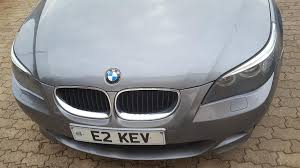 used 2007 bmw e60 5 series 03 10 520d m sport touring for sale
