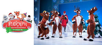 rudolph red nosed reindeer palace theater columbus