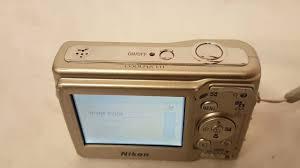 nikon coolpix l11 6 0 mp digital camera with lanyard a closer look