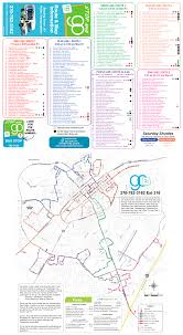 Bowling Green Ohio Map by Casoky Transportation