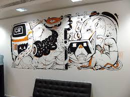 office wall art creative recruitment wall art tonyriff office art pinterest
