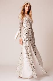 alternative wedding dresses 14 statement styles hitched co uk