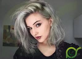 trendy grey hair new hair trend the trendy grey