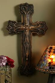 223 Best Crosses Images On Pinterest Decorative Crosses Wall
