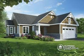 bungalow house plans with basement house plans houses plans and designs drummond house plans