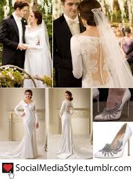 swan s wedding dress swan kristen stewart s wedding gown and