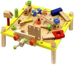 Home Depot Kids Work Bench Keep Your Kids Busy With The Black Decker Toy Workbench Concrete