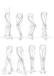Anatomy Of Human Body Sketches 355 Best Figure Drawing Legs U0026 Feet Images On Pinterest