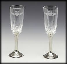wedding goblets mullingar pewter wedding gifts and pewter flasks and