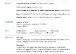 Download Resume Maker 100 Resume Maker Template Completely Free Resume Templates