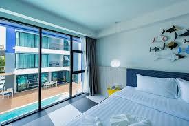 chambres d h es dr e krabi seabass hotel โรงแรมกระบ ซ บาส accueil