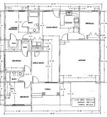 Symmetrical Floor Plans Floor Plans Floor Plans With Dimensions Symmetrical House Plans