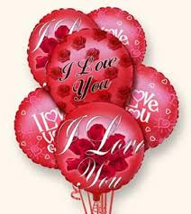 balloon delivery irvine ca azar floral co i you balloon bunch irvine ca 92612 ftd