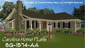 small country style house plan sg 1574 sq ft affordable small