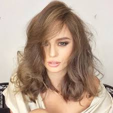 filipina artist with copper brown hair color majirel 8 2 hair 8 0 8 1 8 2 pinterest hair coloring