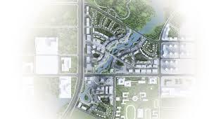 som chongqing tian u0027an ludao new district concept master plan