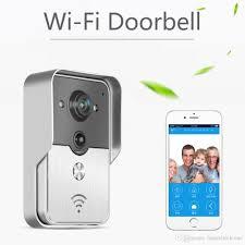 2017 Smart Home 2017 2017 Smart Home Wifi Wireless Video Door Phone Intercom