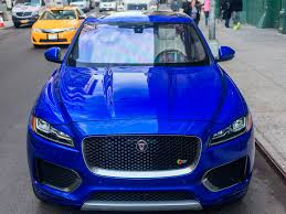 jaguar grill car of the year runner op 2017 jaguar f pace review business