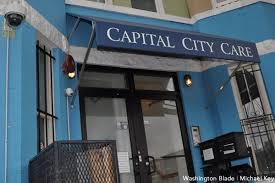 Capital City Awning First Dc Medical Marijuana Dispensary Opens Hiv Aids Washington