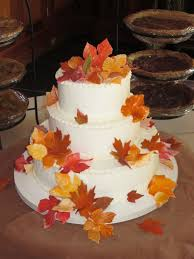 fall wedding cakes autumn cake images fondant cake images