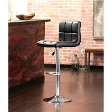 bar stool black windsor swivel bar stools adjustable height