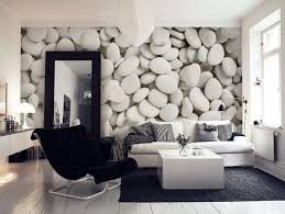 tapisserie pour bureau papier peint trompe l œil 33 idées pour embellir maison