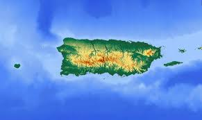 The Map Of Puerto Rico by File Topographic Map Of Puerto Rico Jpg Wikimedia Commons