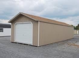 Pine Creek 12x24 Dutch Garage by 14x40 Xl Peak Garage Pine Creek Structures