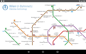 Vienna Metro Map by Vienna Metro Map 2017 Android Apps On Google Play