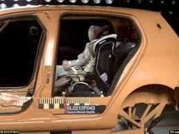siege auto recaro monza 2 recaro monza seatfix группа 2 3 краш тест фронтальный