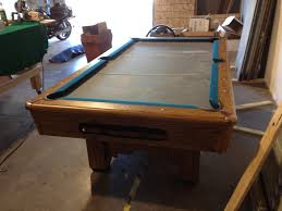 cheap 7 foot pool tables 7 bar style pool table 850 delivered and installed by the las