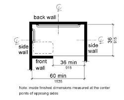 Ada Shower Door Spectacular Ada Shower Door Width F34 About Remodel Simple Home