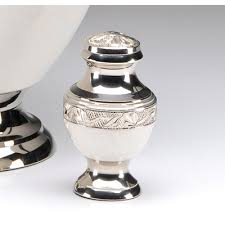 small urn white small urn for ashes