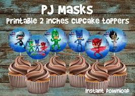 7 pj masks birthday images pj mask 4th
