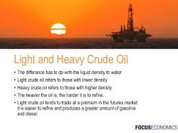 light sweet crude price what s the difference between wti and brent crude oil ppt