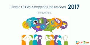 dozen of best shopping cart reviews 2017 few more automated