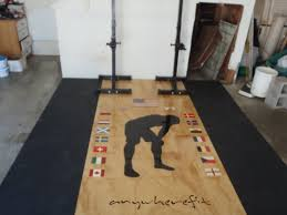 crossfit gym floor plan anywherefit garage gyms