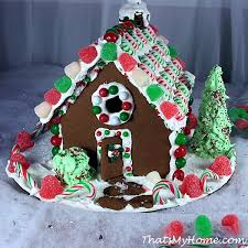christmas gingerbread house christmas gingerbread house that s my home